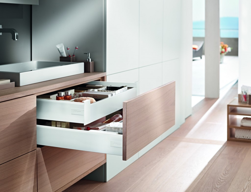 Drawer systems kembla kitchens Handleless kitchen drawers design