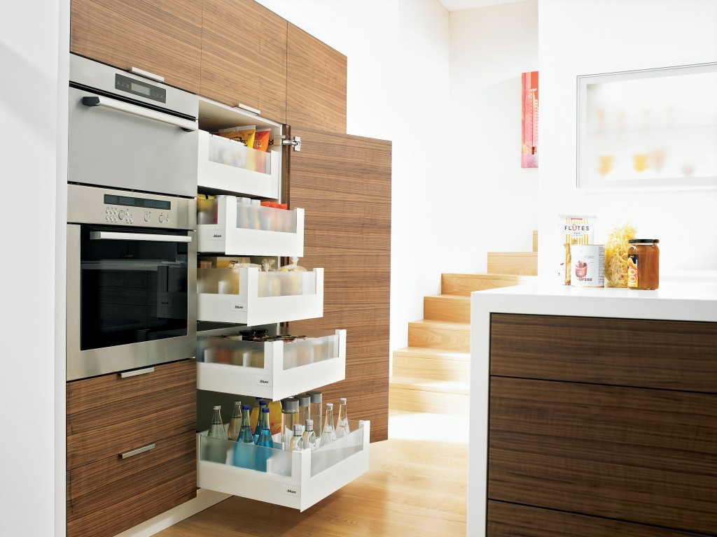 Kitchen hardware kembla kitchens Drawers in kitchen design